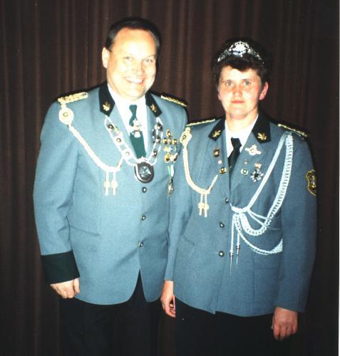 Könige 1992 & 1993