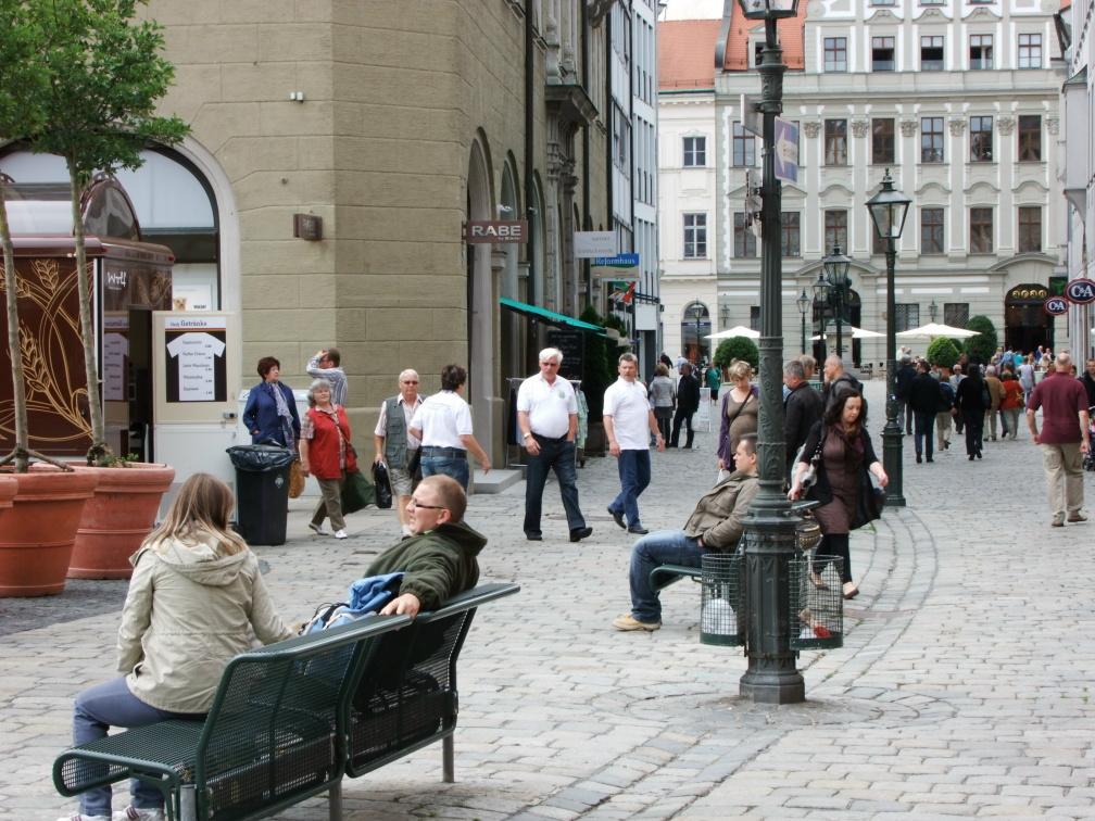 Der Ausflug nach Augsburg