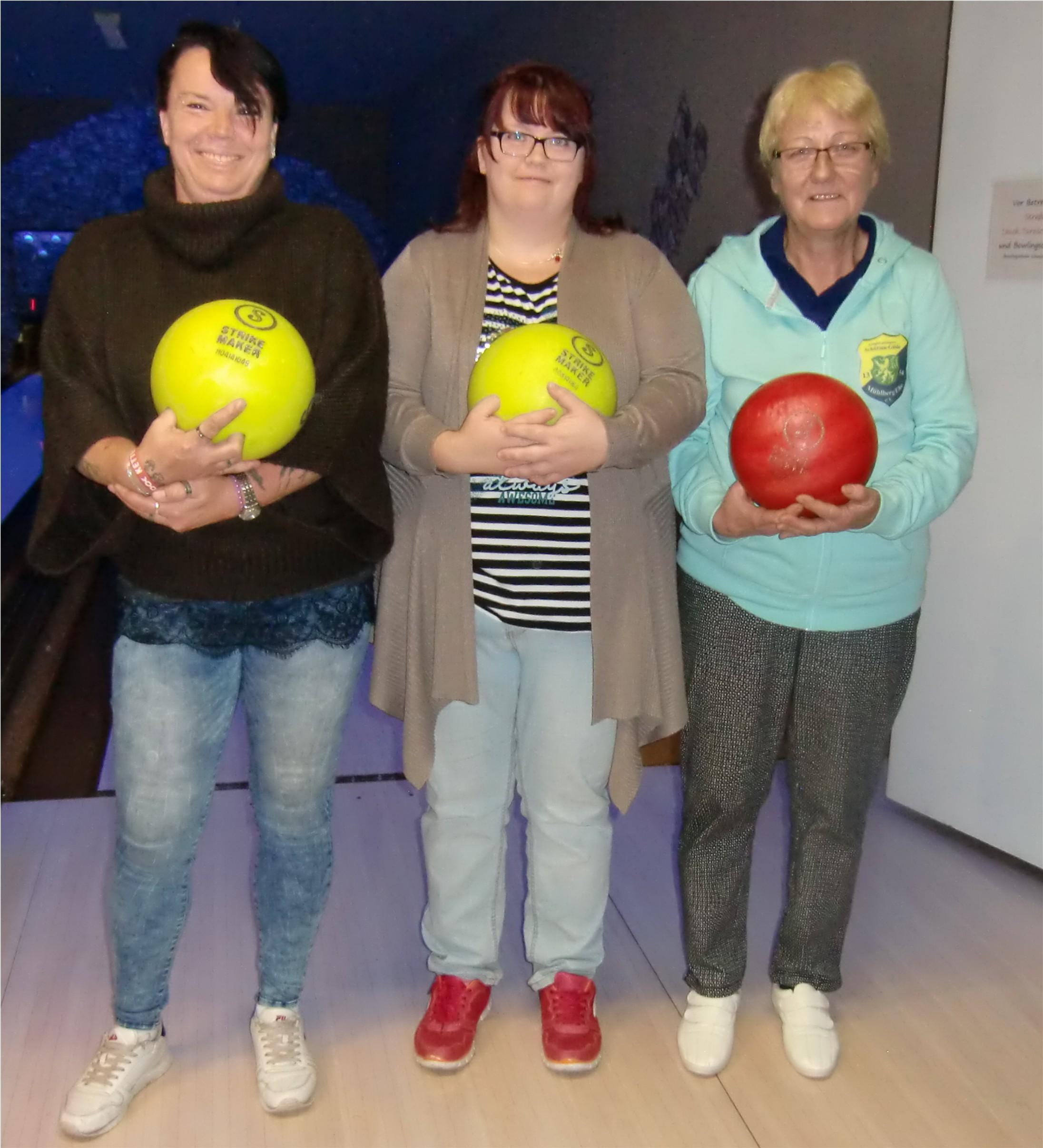 Damen_Bowlingmeisterschaft 2019