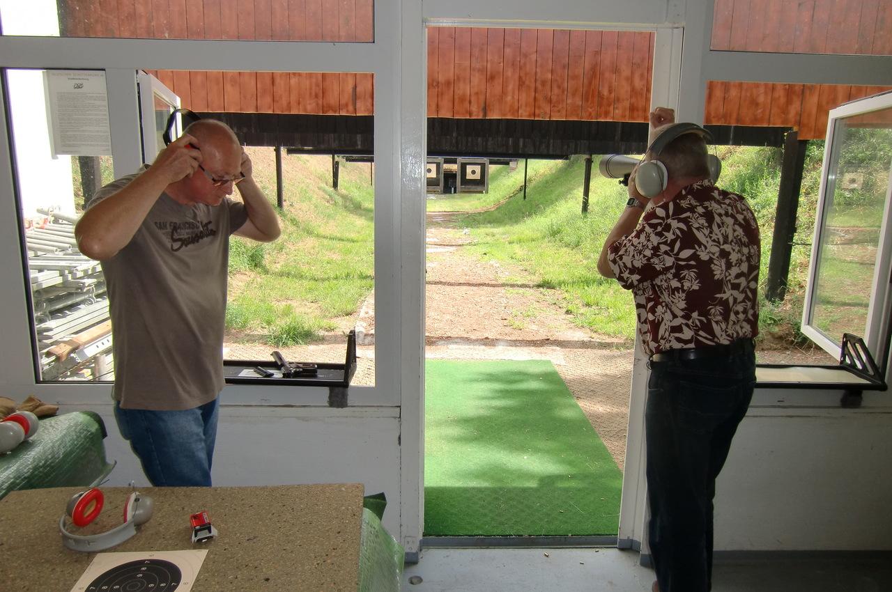2019 Vereinsmeisterschaften Pistole 1