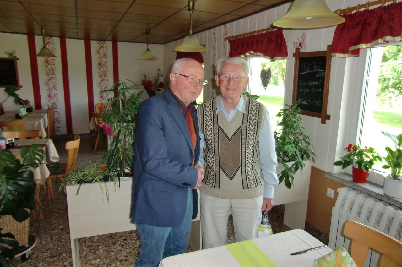 90. Geburtstag Gerhard Jendro