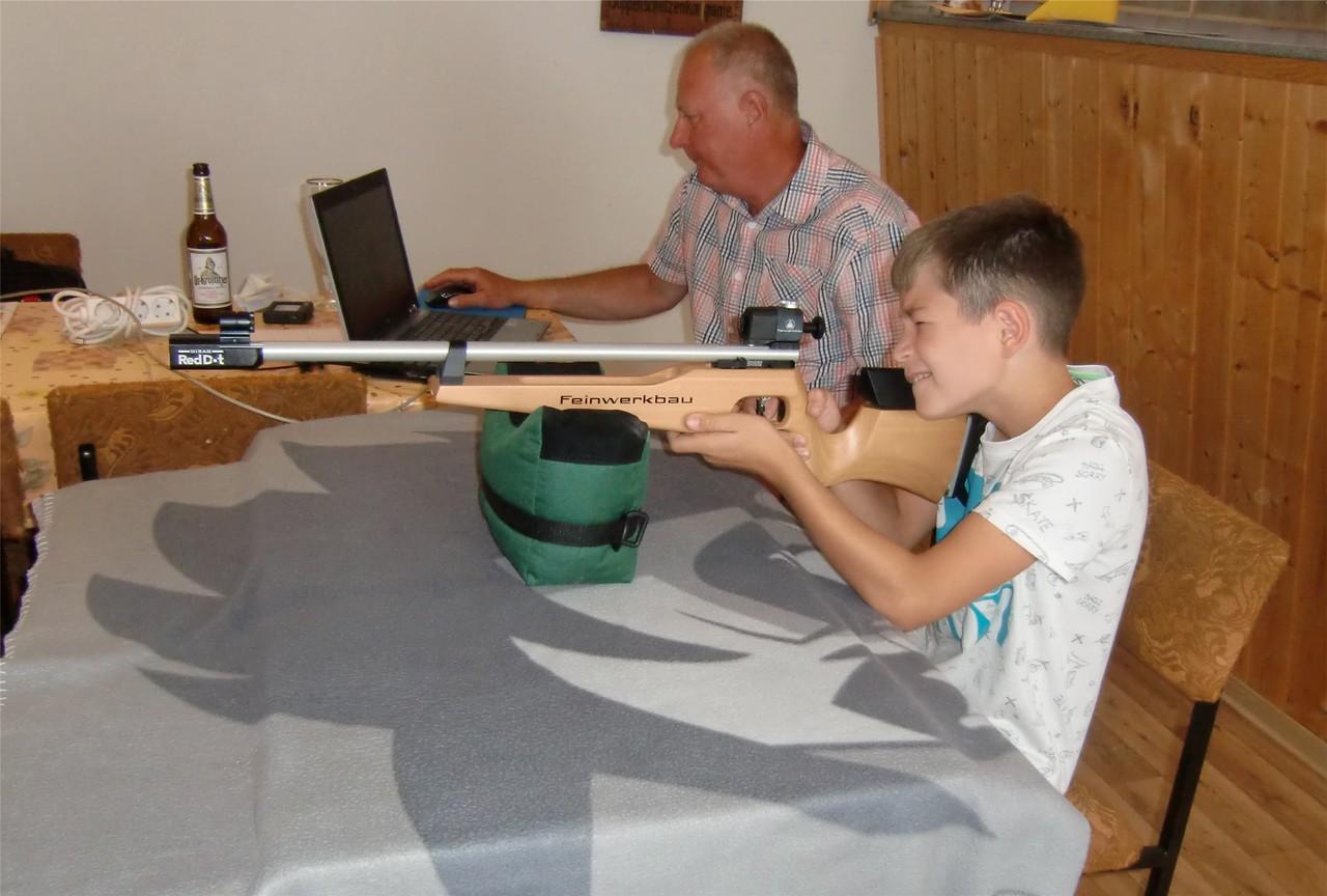 2019 Stadtmeisterschaften Lasergewehrschiessen