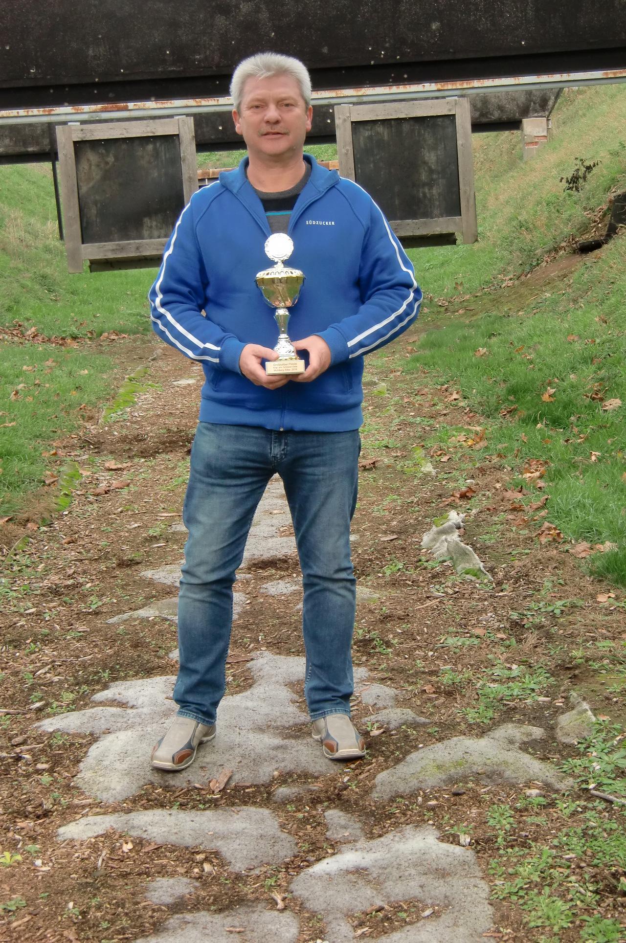 2019 Pokalgewinner Grosskaliberpistole